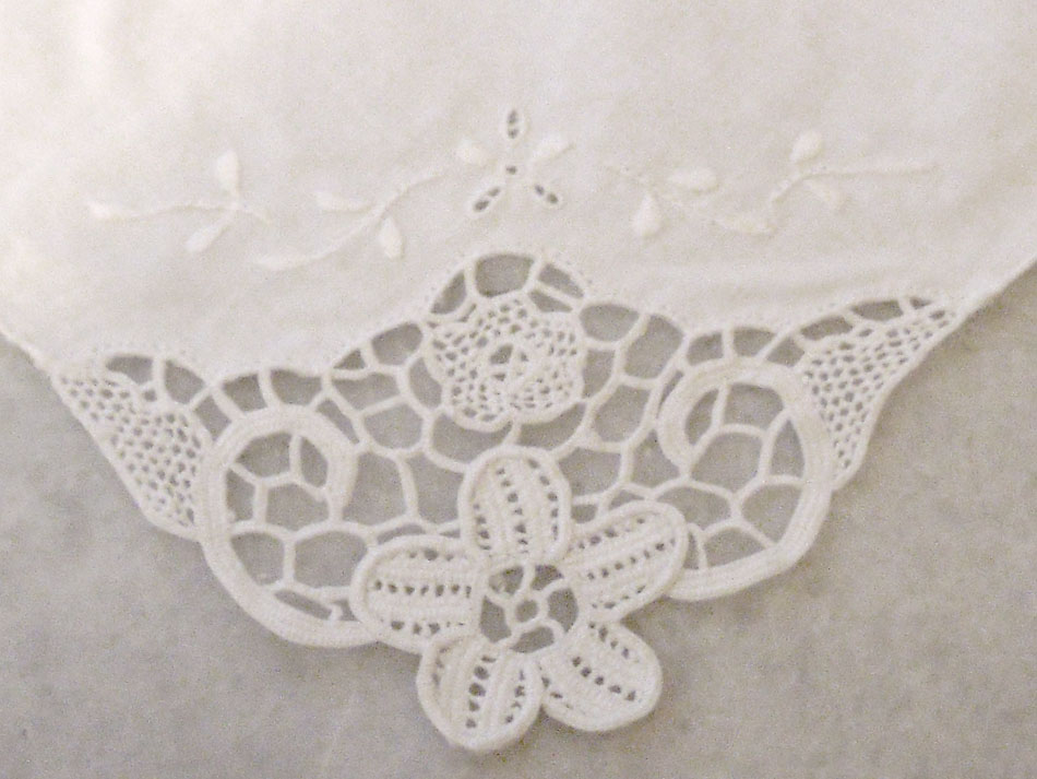 Handmade crochet napkins - SPECIAL OFFER