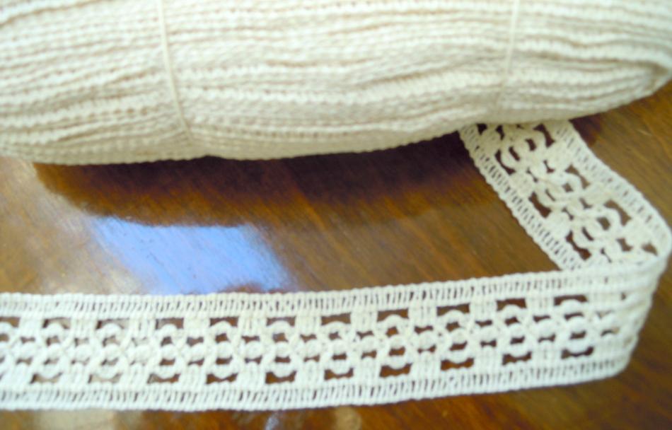 Greek traditional crochet lace