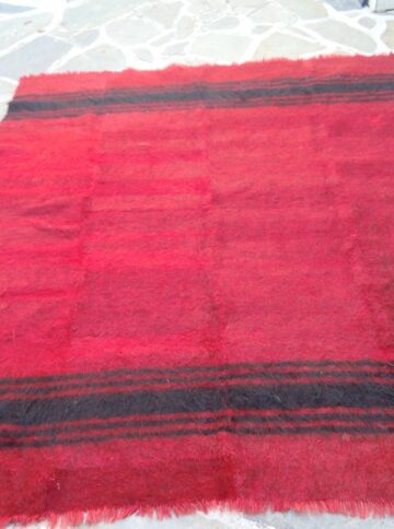 Old woolen kilim/rug