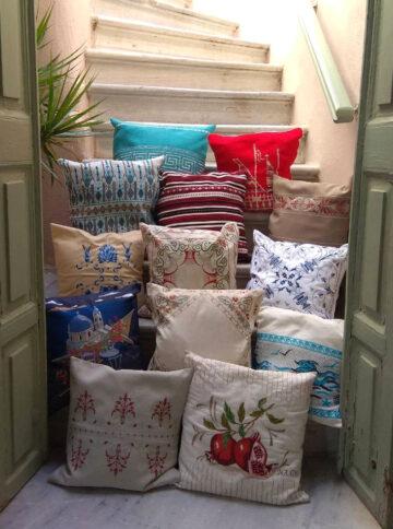 Καινούργια μαξιλάρια